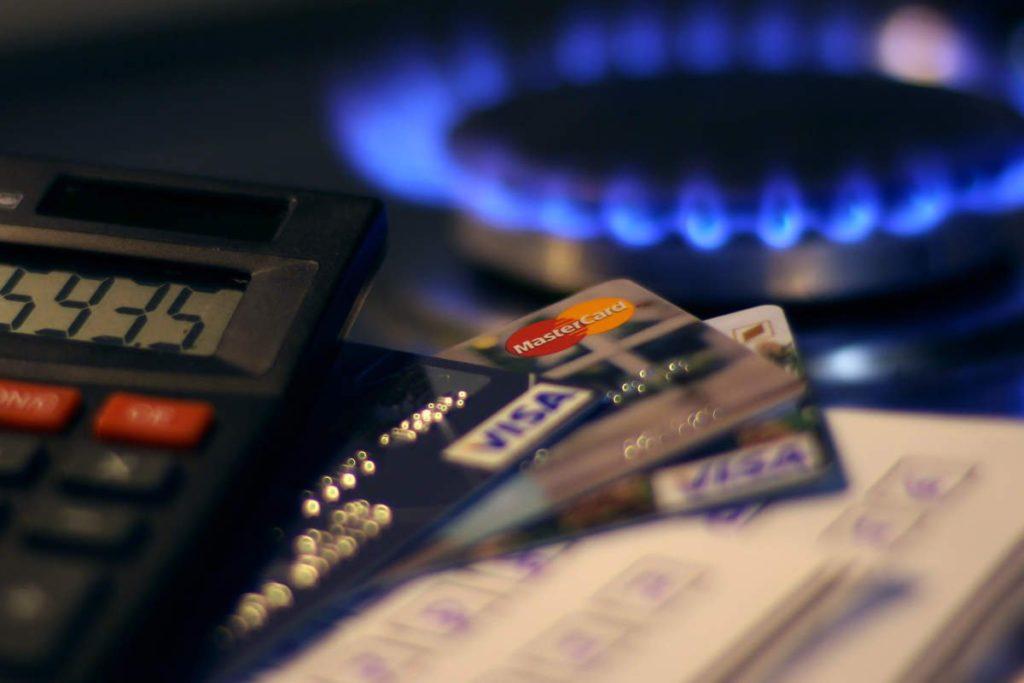 Оплатить газ можно через сбербанк онлайн