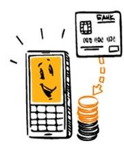Рисунок телефона