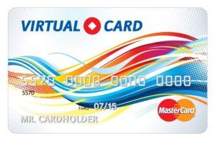 Виртуальная карта MasterCard