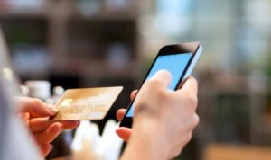 Телефон, банковская карта
